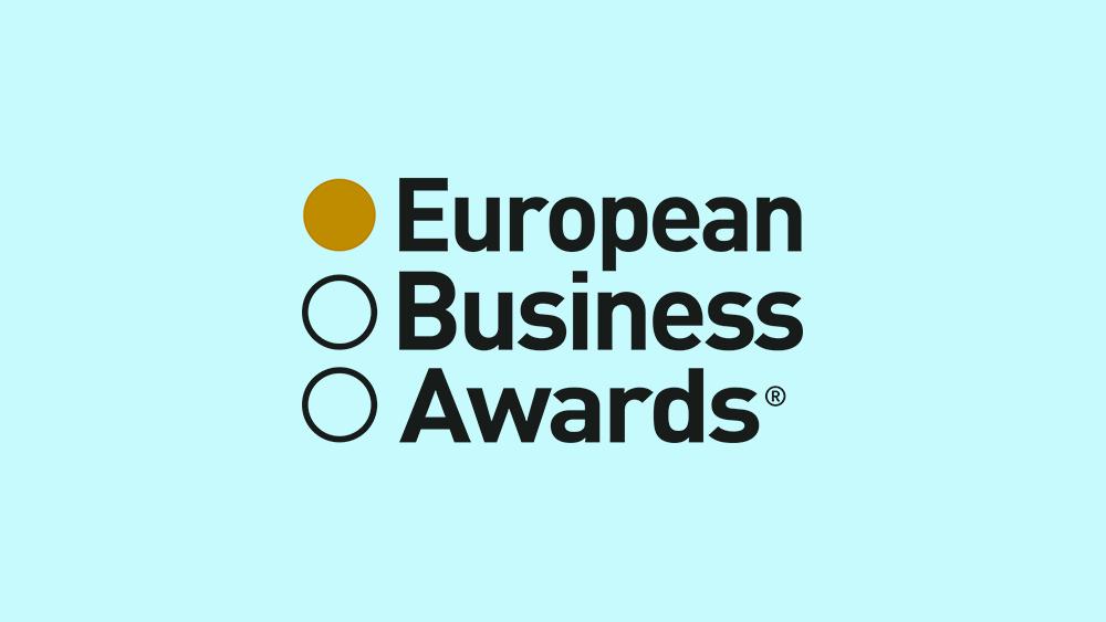 Afinna One viene premiata all'European Business Awards in Warsaw