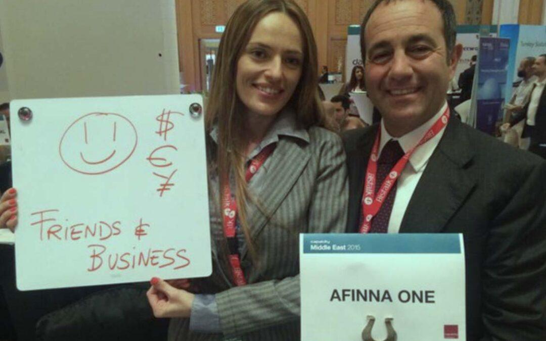 Storia di una delle aziende cresciute di più in Italia nel 2015. Afinna One racconta la propria strategia per conquistare i mercati, con una metafora singolare