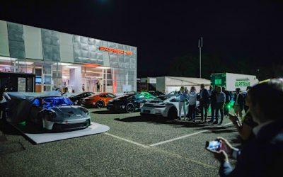 AfinnaOne celebra la sponsorizzazione della nuova Porsche 992 GT3 Cup 2022, con un evento a Vallelunga.